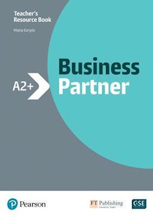 Business Partner A2+ Teacher's Book and MyEnglishLab Pack