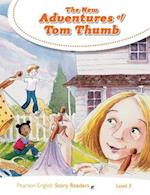Level 3: The New Adventures of Tom Thumb (Pearson English Story Readers)
