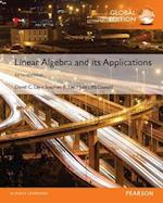 Linear Algebra and Its Applications plus Pearson MyLab Mathematics with Pearson eText, Global Edition