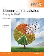 Elementary Statistics: Picturing the World plus Pearson MyLab Statistics with Pearson eText, Global Edition