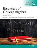 Essentials of College Algebra plus Pearson MyLab Mathematics with Pearson eText, Global Edition