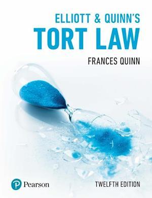 Elliott & Quinn's Tort Law