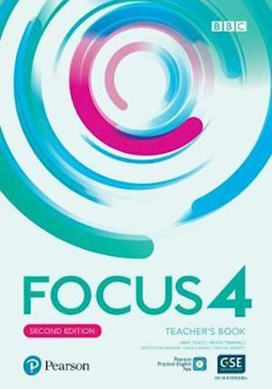 Focus 2e 4 Teacher's Book with PEP Pack