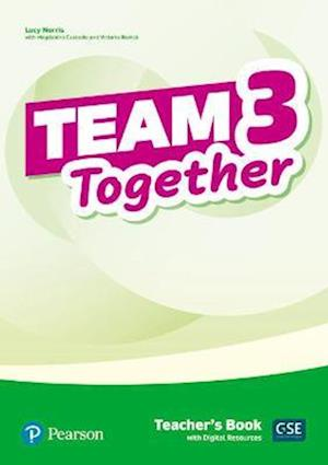 Team Together 3 Teacher's Book with Digital Resources Pack