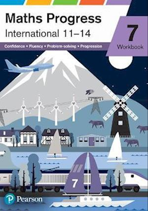 Maths Progress International Year 7 Workbook