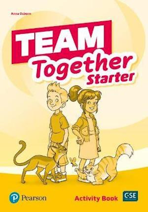 Team Together Starter Capitals Edition Activity Book