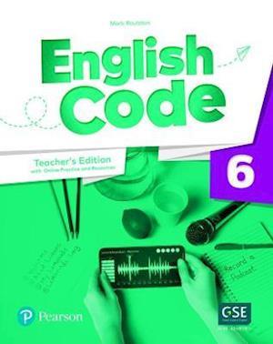 English Code American 6 Teacher's Edition + Teacher Online World Access Code pack