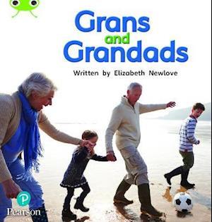 Bug Club Phonics Non-Fiction Reception Phase 4 Unit 12 Grans and Grandads