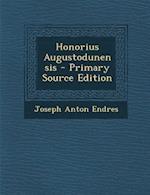Honorius Augustodunensis af Joseph Anton Endres