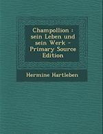 Champollion af Hermine Hartleben