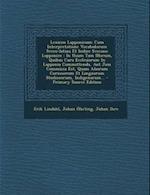 Lexicon Lapponicum af Johan Ihre, Johan Ohrling, Erik Lindahl