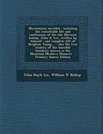 Mormonism Unveiled af John Doyle Lee, William W. Bishop