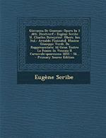 Giovanna de Guzman af Eugene Scribe