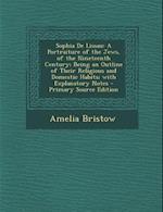 Sophia de Lissau af Amelia Bristow