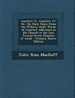 'Comfort Ye, Comfort Ye' af John Ross Macduff