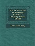 Fitz of Fitz-Ford af Anna Eliza Bray