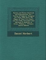 Hymns and Poems af Daniel Herbert
