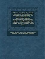 Vaticinia, Siue Prophetiae Abbatis Ioachimi, & Anselmi Episcopi Marsicani af Pasqualino Regiselmo