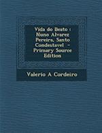 Vida Do Beato af Valerio A. Cordeiro