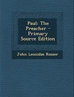 Paul af John Leonidas Rosser