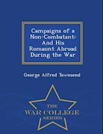 Campaigns of a Non-Combatant af George Alfred Townsend