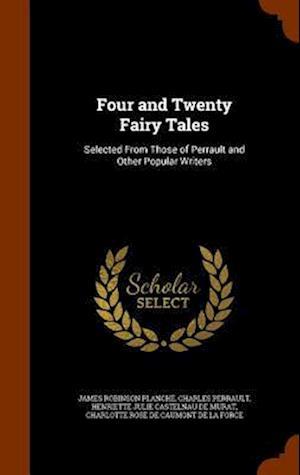 Four and Twenty Fairy Tales