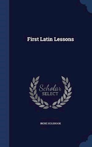 First Latin Lessons