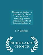 Nelson in Naples af F. P. Badham