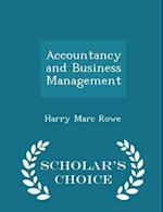 Accountancy and Business Management - Scholar's Choice Edition