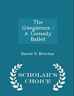 The Gueguence af Daniel G. Brinton