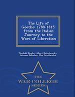 The Life of Goethe af Theobald Ziegler