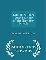 Life of William Ellis af Edmund Kell Blyth