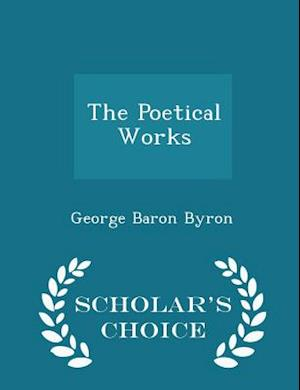 The Poetical Works, Volume II