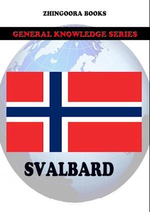 Svalbard af Zhingoora Books