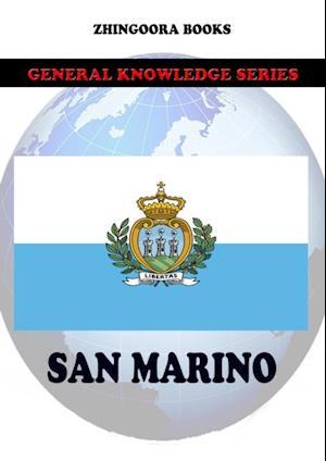 San Marino af Zhingoora Books
