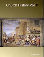 Church History Vol. I af Philip Schaff