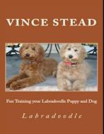 Labradoodle: Fun Training Your Labradoodle Puppy and Dog