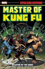 Master of Kung Fu Epic Collection (Master of Kung Fu Epic Collection)