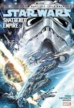 Star Wars: Journey To Star Wars: The Force Awakens - Shattered Empire af Greg Rucka