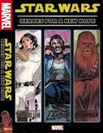 Star Wars Heroes For a New Hope af Mark Waid