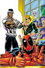 Luke Cage, Iron Fist & the Heroes for Hire 2 (Luke Cage Iron Fist the Heroes for Hire)