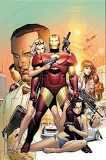 Iron Man Director of S.H.I.E.L.D. (Iron Man: Director of S.h.i.e.l.d)