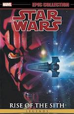 Epic Collection Star Wars Legends Rise of the Sith 2 (Star Wars Legends Epic Collection Rise of the Sith)