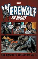 Werewolf by Night the Complete Collection 1 (Werewolf by Night the Complete Collection)