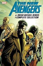 The New Avengers by Brian Michael Bendis 6 (New Avengers by Brian Michael Bendis)