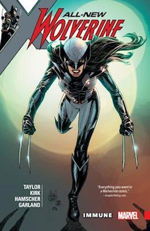 Bog, paperback All-New Wolverine 4 af Tom Taylor