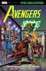 Epic Collection Avengers 7 (The Avengers Epic Collection)