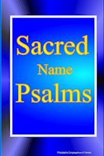 Sacred Name Psalms