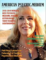 AMERICAN PSYCHIC & MEDIUM MAGAZINE. ECONOMY EDITION. January Issue 2014. af Maximillien De Lafayette