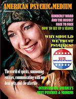 American Psychic and Medium Magazine. February Issue. Economy Edition af Maximillien De Lafayette